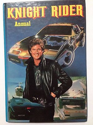 KNIGHT RIDER 1982 Annual. Very Good Condition **Free UK Postage**