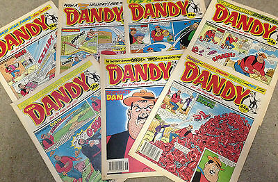 1990's DANDY COMICS  ****Deals Available for Mulitple Purchases****