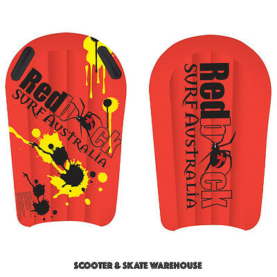 REDBACK Kids/Junior Surf Rocket Surfmat - Perfect for Pool or Beach 96cm
