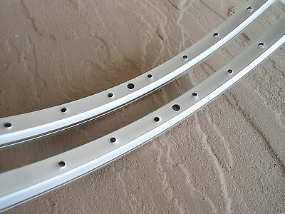 """***reduced*** - Job Lot Of 10 Or 20 Exal Ml21 Alloy Rims 622-21 28"""" Touring 36H"""