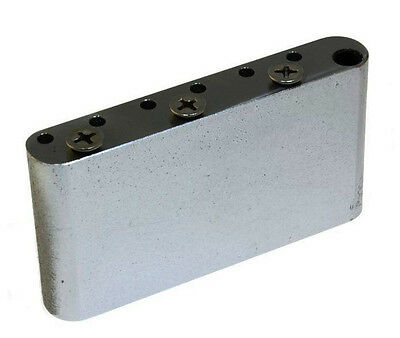 Tremolo Block Cold Rolled Steel Time Machine Premium Fits To Strat ®