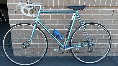 Vintage Road Bike - 1986 Spokes with Speedo