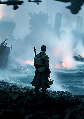 Dunkirk (2017) V2 - A1/A2 POSTER **BUY ANY 2 AND GET 1 FREE OFFER**