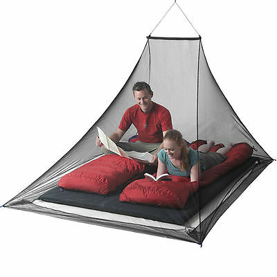 Sea To Summit Pyramid Mosquito Net Double Lightweight Compact Motorcycle Camping