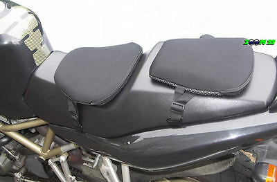 Motorcycle Seat Gel Pad - Medium - Touring Comfort