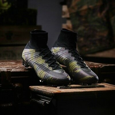 Nike Mercurial Superfly Fg Cr7 Soccer Boots Football Cleats