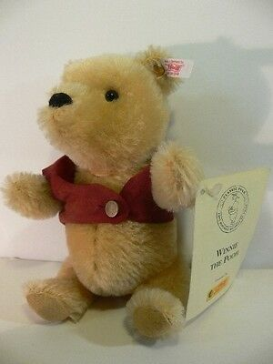 ST 36 Steiff Winnie The Pooh ca.18cm Made in Germany