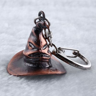 The sorting hat harry potter metal Key Chain