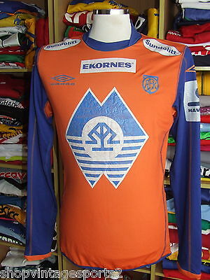 Shirt Aalesunds FK 2007 (L) Home Umbro Norway Trikot Jersey Maglia