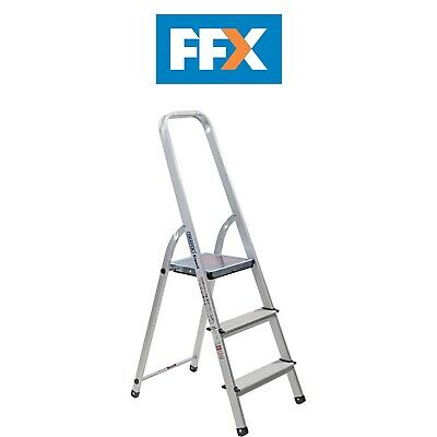 Draper 16823 3 Step Aluminium Ladder