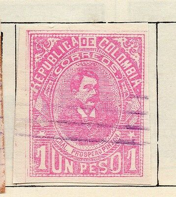 Colombia 1903-04 Early Issue Fine Used 1P. 115352