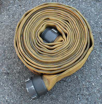 "4"" Fire Hose 2004-09 Angus Hi Combat Lite Action Coupling 48' to 50' Feet FT"