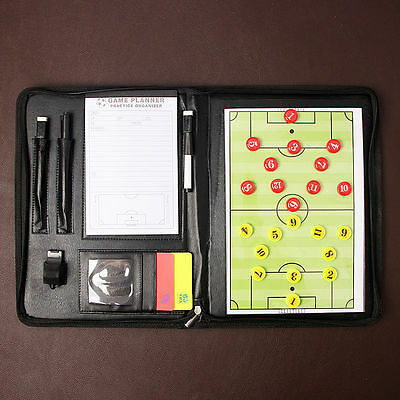 Coach Board Magnetic Soccer Manager Strategy Tactics noo