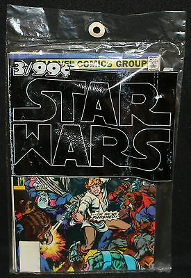 Star Wars #s 1-3 Comic Book 3pc Pre-Pack (Sealed) Marvel