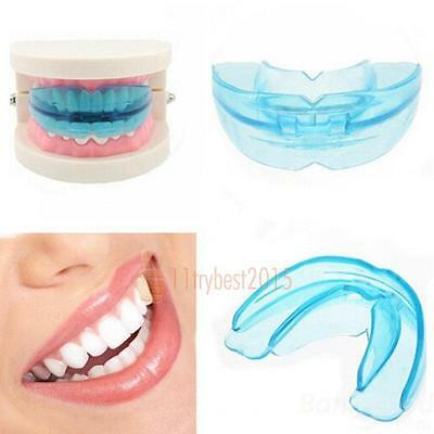 2Pcs Soft Material Dental Orthodontic Teeth Braces Tooth Retainer Phase I + II
