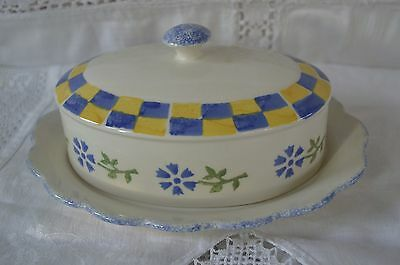 Laura Ashley Annabel Butter Dish