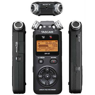 Tascam DR05 V2 2015 Version - Now includes 4Gb SD Card  - Free Express Delivery