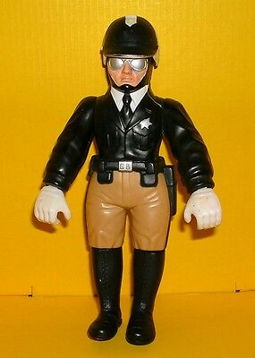 The real Ghostbusters X-Cop Actionfigur Kenner 1988 Polizist
