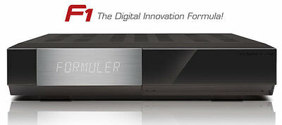 F1 Formuler F1 E2 HD Triple 1.3GHz Full HD Linux Sat Receiver 2x DVB-S2 Tuner