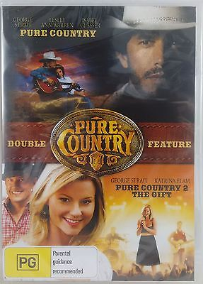 Pure Country Collection Set 1 & 2 DVD NTSC Region Free New Sealed