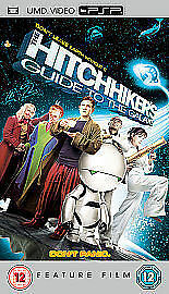 The Hitchhiker's Guide To The Galaxy [UMD Mini for PSP], Good DVD, Dominique Jac