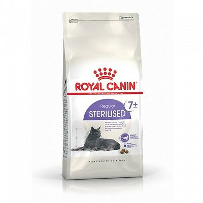 Croquettes pour chats Royal Canin Sterilised 7+ Sac 3,5 kg