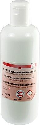 500 ml BLI-HD20 Hygienic Hand disinfection, Hand disinfection.