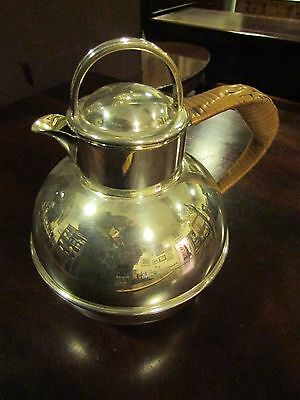Silver Plated 2 Pint Jersey Milk Jug