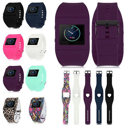 Bracelet Holder Silicone Watch Band Wristband Strap for Fitbit Blaze