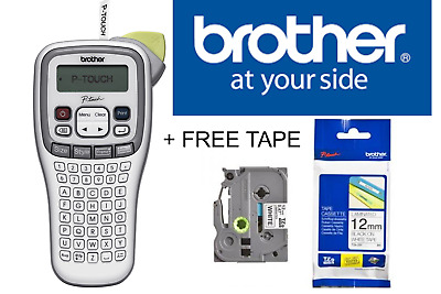 Brother PT-H105 Handheld Label Labelling Machine - Water Resistant