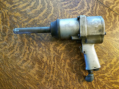 Vintage Central Pneumatic Professional Heavy Duty Air Impact Wrench 974.  Japan