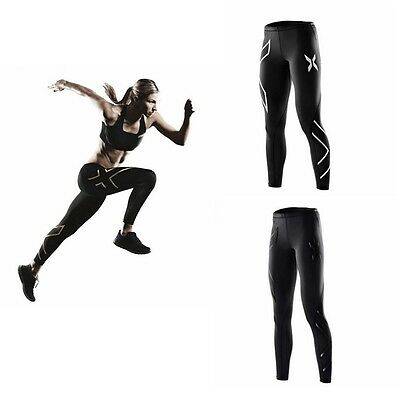 Gym Training Yoga Sports Trousers Compression Running Women Tight Pants