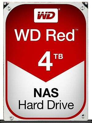 "WD Red WD40EFRX 3.5"" 4TB 64MB 5400RPM NAS HDD[WD40EFRX]"