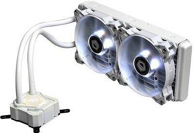 ID-COOLING IceKimo 240 CPU Liquid Cooler White[ICEKIMO 240W]