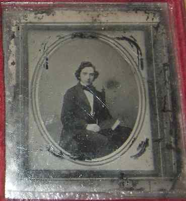 An Ambrotype Of An Ambrotype
