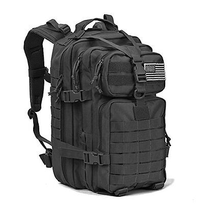 Military Tactical Assault Pack Backpack Army Molle Bug Out Bag Backpack Rucksack