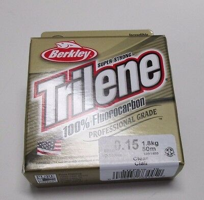 Berkley Trilene Fluorocarbon 0,22mm-50mt