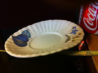 Axe Vale Pottery Dish Devon 1950's Collectable Classic