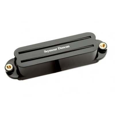 Seymour Duncan Hot Rails for Strat - Black (SHR-1n / SHR-1b)