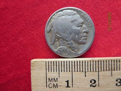 USA - Amerika - 5 Cents 1936 - Indian Head - Buffalo - II