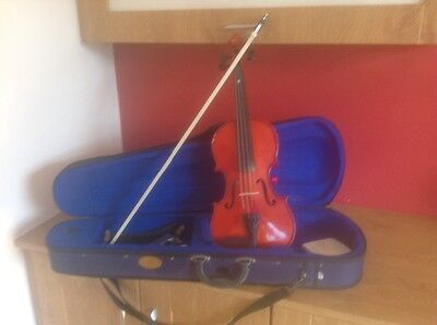 VIOLIN - student full size with hard carry case