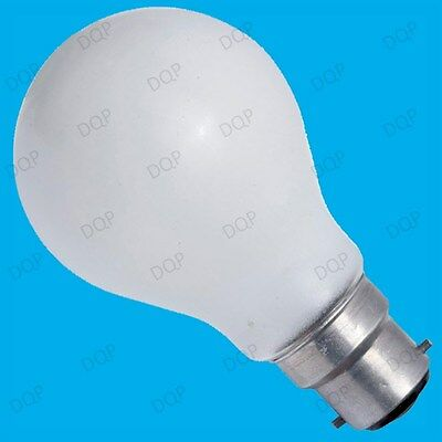 10x 40W OR 60W INCANDESCENT DIMMABLE PEARL GLS LIGHT BULBS, BC B22 BAYONET LAMPS
