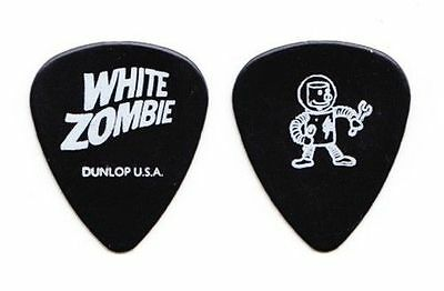 White Zombie Guitar Pick 1995 Vintage Jay Yuenger