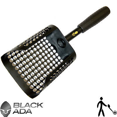 'Sand Scoop' Mild Steel by Black Ada - Metal Detecting