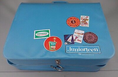 1964 SPP Junior Teen Vinyl Travel Case Juniorteen Standard Plastic Products Doll