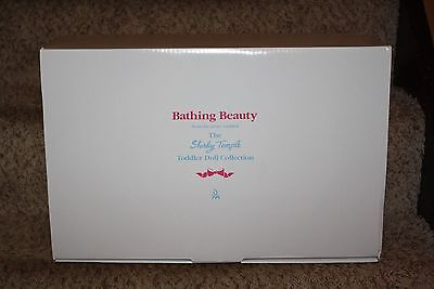BATHING BEAUTY Shirley Temple Toddler Doll Collection Danbury Mint Original Box