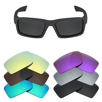 319fe4f501e Mryok Anti-Scratch Polarized Replacement Lenses for-Oakley Twitch Sunglass