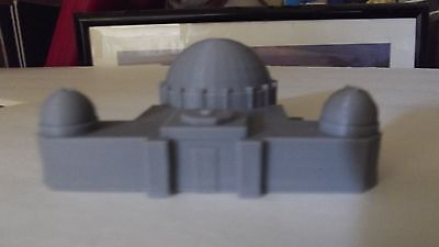 """ho"" scale Griffith observatory  3d PRINTED"