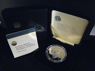 """2007 Ireland 10 Euro Silver """"Celtic Culture"""" Proof        ** FREE US SHIPPING **"""
