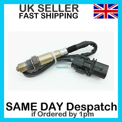 For Peugeot 207 1.4 1.6 2006-2015 5 Wire Front Wideband Oxygen O2 Sensor Lambda